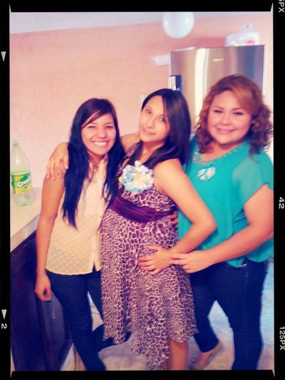 BbyShower AngelRodrigo(:
