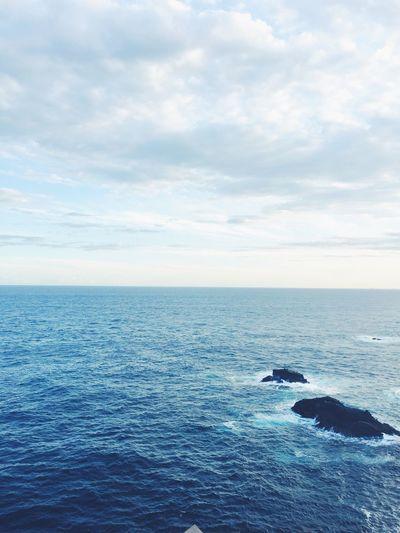 YN Sky Sea Cloud - Sky Horizon Over Water Water Horizon Scenics - Nature