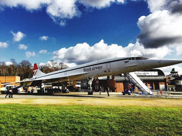 Concorde Brooklandsmuseum