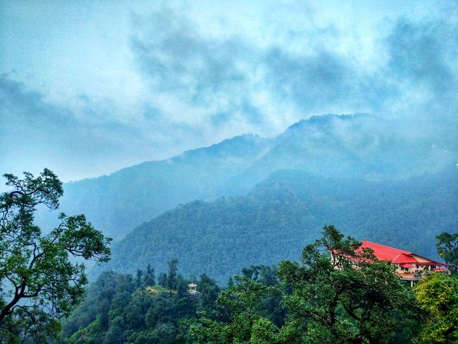Wanderland. EyeEm Ready   Tree Mountain Cloud - Sky Sky Mountain Range Beauty In Nature Outdoors Nature Forest Day HDR Vagabond Hdr_Collection Travelling Photography Travel Destinations Hills And Valleys EyeEmNewHere Potrait_photography Indiatravelgram