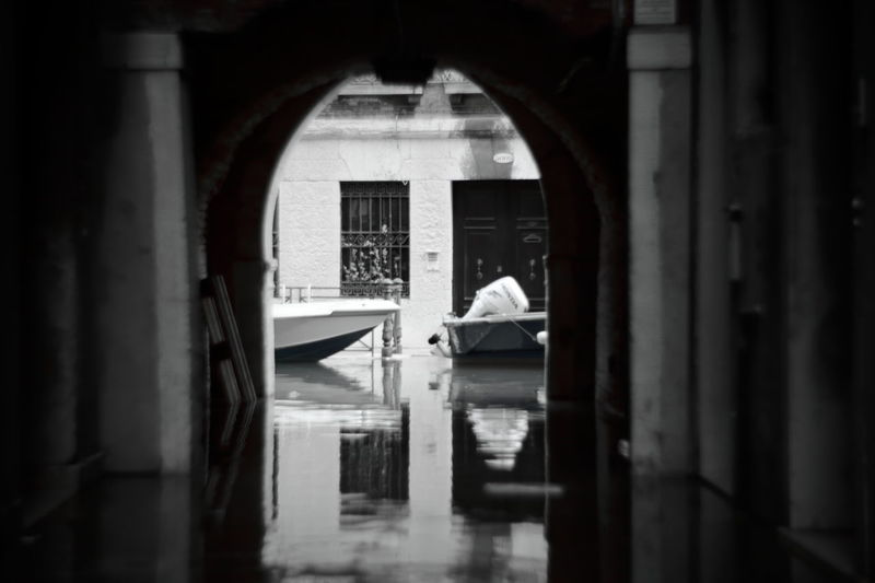 Canon Cloudy Film Photography High Water Level Petzval Lens Streetphotography Sunday Venice