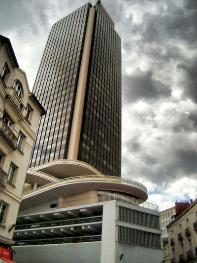 Architectural Feature Architecture Building Built Structure Capital Cities  City Life Cloud - Sky Day Exterior Low Angle View Lumicar Modern No People Outdoors Overcast Sky Tall Tall - High Tourism Travel Destinations Weather Travel The Architect - 2016 EyeEm Awards Your Design Story