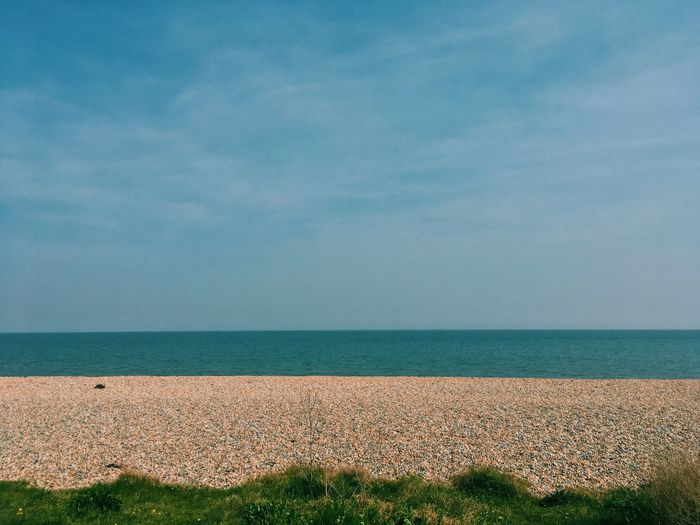 Weekend Away Kent England England🇬🇧 Sea Water Beauty In Nature Scenics - Nature Sky Beach Nature Horizon Over Water No People Tranquility Outdoors Non-urban Scene Cloud - Sky The Great Outdoors - 2018 EyeEm Awards