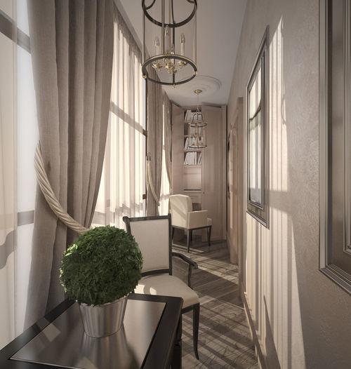 Классика Interior Design дизайн 3d Enjoying Life Edodesign 3D