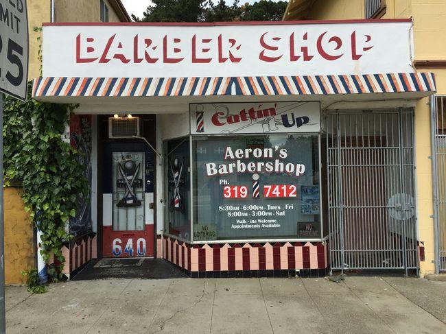 Barber Shop Vallejo California. Americana California Bay Area Urban Living Urban Barbershop Retro Vallejo