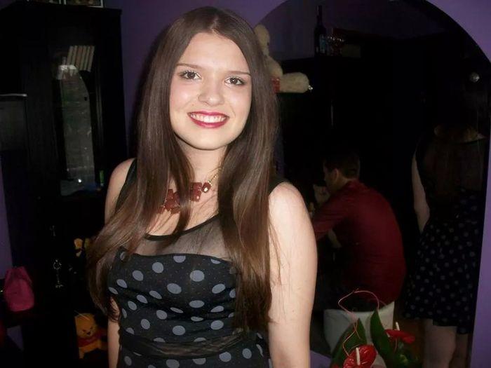 Pretty Red Lips Little Black Dress