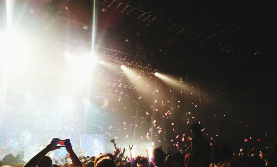 All Time Low concert♥ Hello World