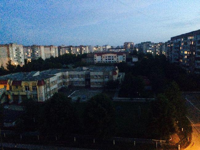 My Lovely City Lutsk Evening