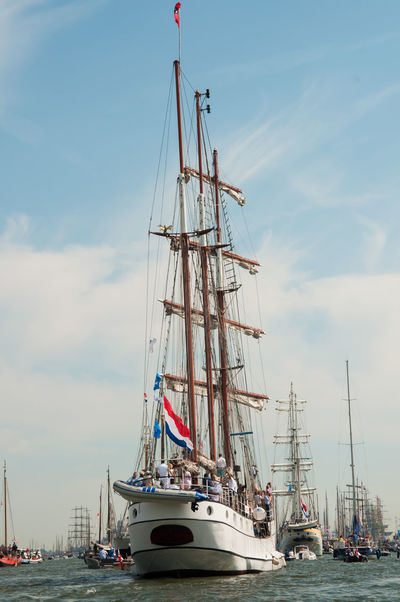 Sail 2015 Sailing Amsterdam Boats Mobility Event Eye4photography  Tall Ship
