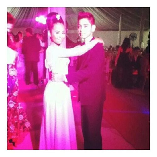 My first and last dance. PromNight