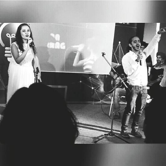 Singing Music <3 Live Performance  Bollywood n Hollywood Mixtapes
