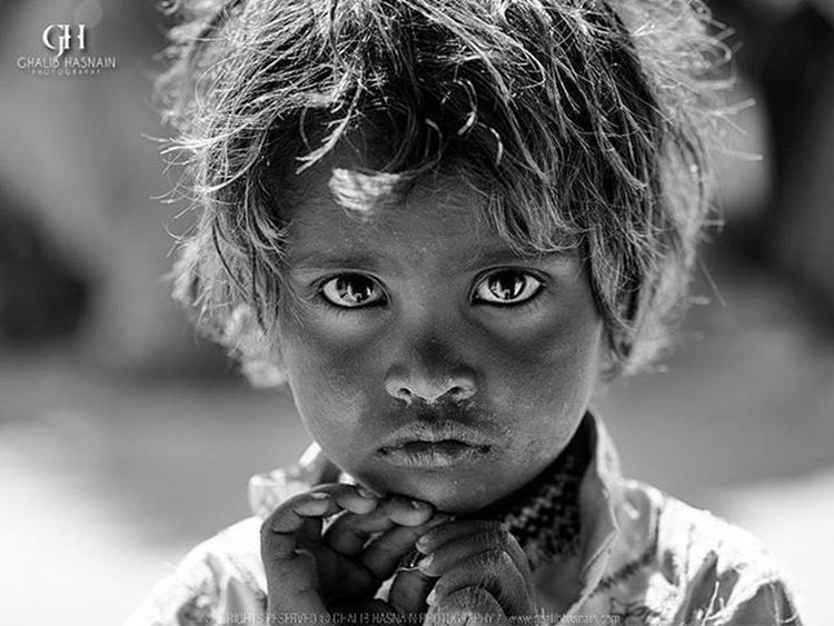 Shades of Grey Kid Portrait from the Exhibition of 2015. Grey Kids Streets THARPARKAR Nagarparkar Photoexhibition Ghalibhasnain Ghalibhasnainphotography Bnw Black ProjectGH