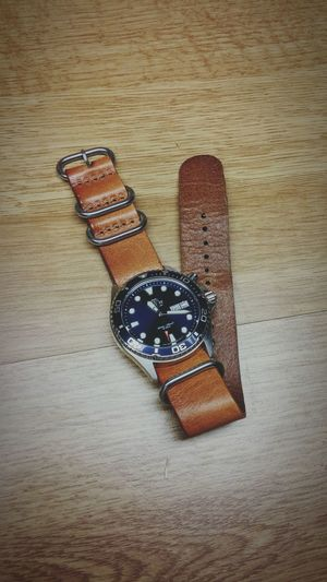 Orient Ray NATO Leather LG G3