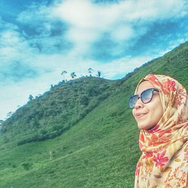 Hijab Hijabselfie Indonesian Hijabers Kebunteh Solok Westsumatera Sumatrabarat ExploreSumbar