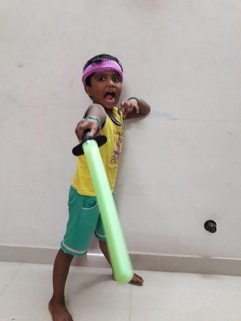Child Sword Warriors