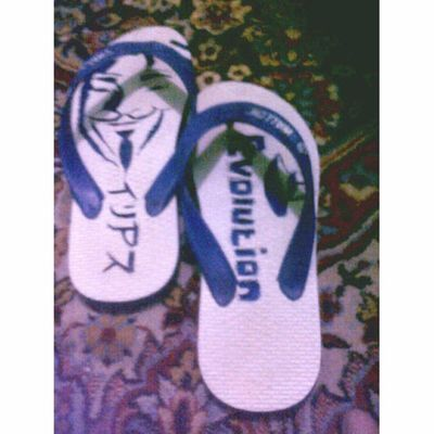 sandal anti badai