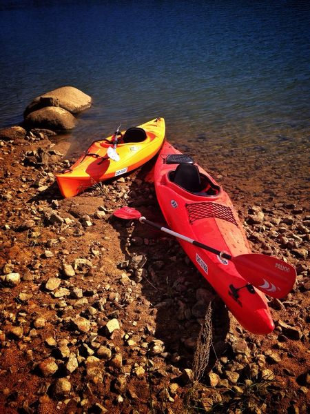 que ganas habia de navegar, disfrutar y relajarse Kayaking Piraguas Nature Water_collection