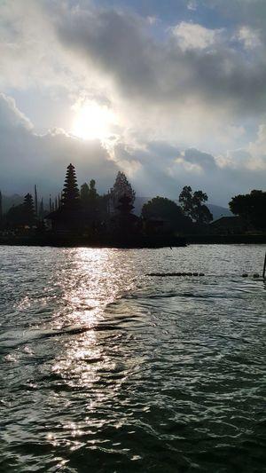Bedugul Bali Sunset First Eyeem Photo