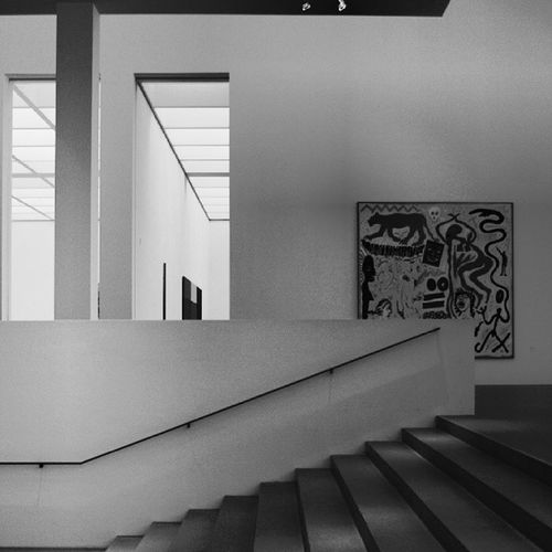 Pinakothekdermoderne Munich Graniserlemimariadimlar Iyte interior