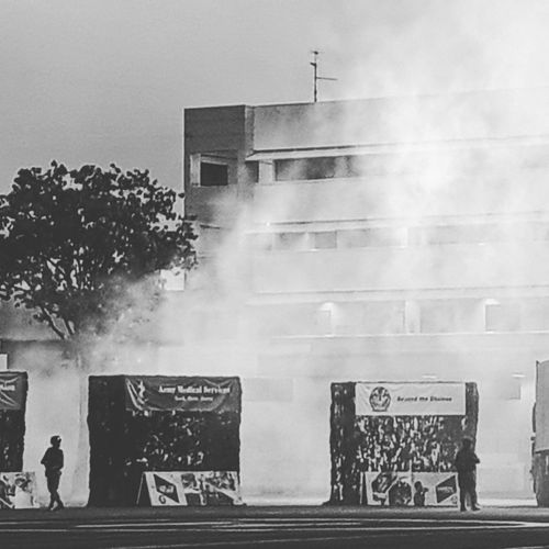 Simulation Bnwphotography Bnwstreetphotography Bnwsingapore Streetphotography Sg_streetphotography Basic Military Training Sembawang Camp Graduation Parade Passing Out Parade Soldiers 7 Sept 2017 Singapore