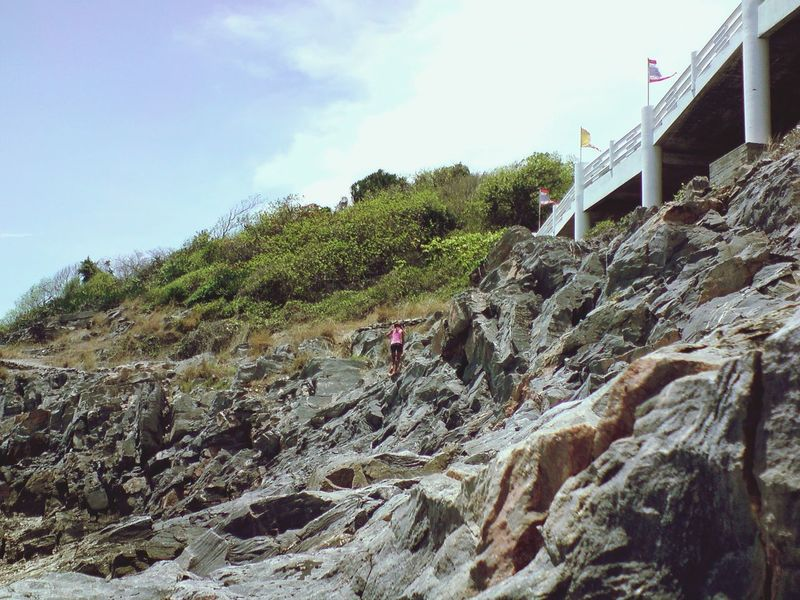 The KIOMI Collection Rocky Coastline Rocky Cliffs Rocks Walking On The Beach Island