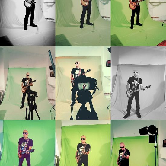 In new music video That's Me Hi! Hardrock Mylife Music Hello World Music Is My Life