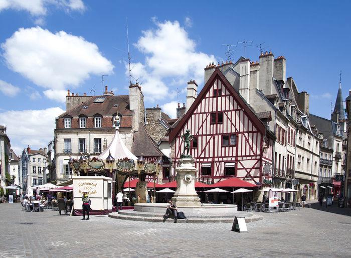 place françois