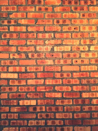 Bricks wall Full Frame Brick Backgrounds Brick Wall Pattern Textured  No People Built Structure Wall - Building Feature Wall Orange Color Architecture Day Repetition Red Sunlight Close-up Brown Outdoors Building Exterior