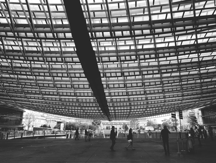 Architecture Built Structure City Life City Modern Châtelet Les Halles Paris Paris Honor7