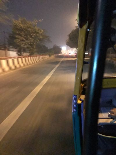 Easy transport in Delhi Faces Of India Transportation Road City Street Nature Mode Of Transportation No People Land Vehicle Outdoors