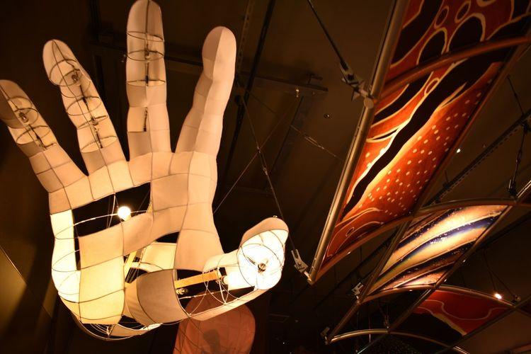 Illuminated Close-up Human Hand Nebuta ねぶたの家 Musiam EyeEm Best Shots EyeEm Selects