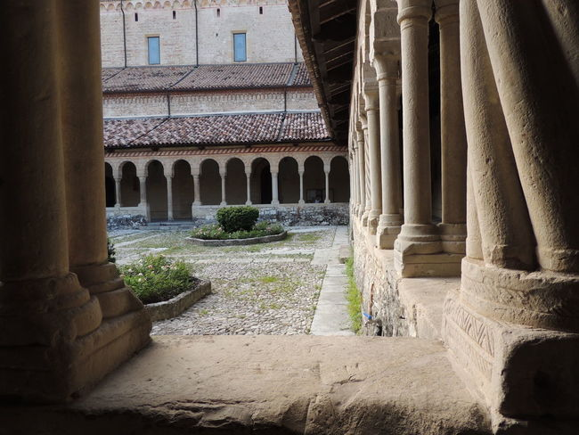 Abbazia Ancient Ancient Civilization Arch Architectural Column Architecture Building Exterior Built Structure Day History No People Old Ruin Outdoors The Past Travel Destinations