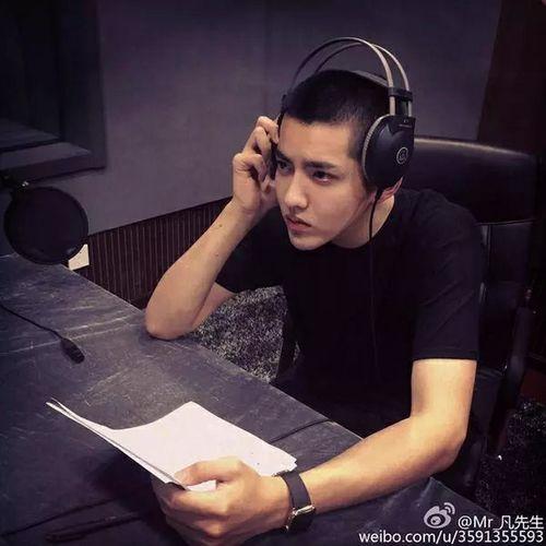 Wuyifan Handsome Boy MaBoy Love ♥ Kris
