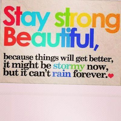 Stay strong!:3 Happy Valentinesday Foreveralone Her him followme loveit love rainbow beautiful forever bored kikme followforfollow likeforlike teamlikeback teamfollow missit likealways
