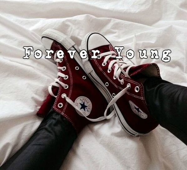 Converse Quotes Foreveryoung  Freedom