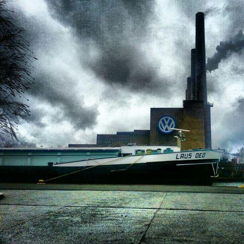 VW Mittellandkanal Wolfsburg