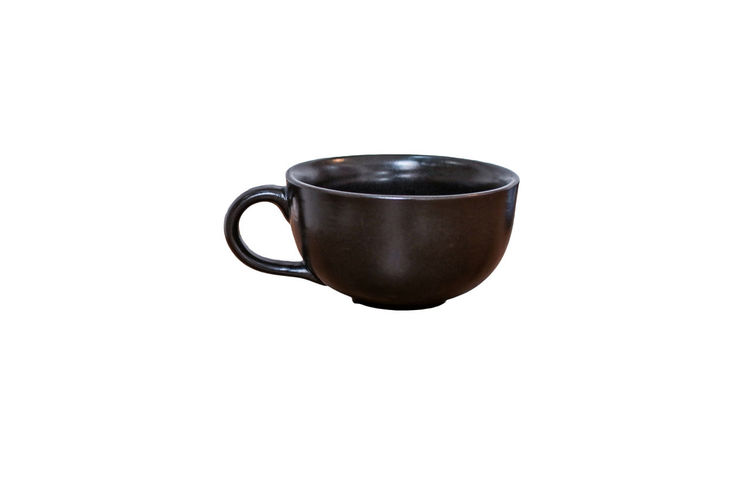 Realistic Black Coffee or Tea Cup Isolated on White Background Cup Copy Space Studio Shot White Background Mug Coffee Cup Indoors  Coffee Cut Out Coffee - Drink Still Life Refreshment Drink Single Object No People Close-up Food And Drink Black Color Handle Crockery Tea Cup Black Blackandwhite Beverage Coffee White Empty Morning Ceramic Espresso Isolated Backgrounds Blank Ceramics Closeup Caffeine Object Simple Shape Dishware Mockup TeaCup Isolation Glass Cappuccino Dark Decoration Collection Design Healthy