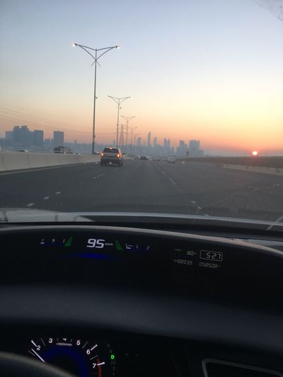 Abu Dhabi sunset First Eyeem Photo