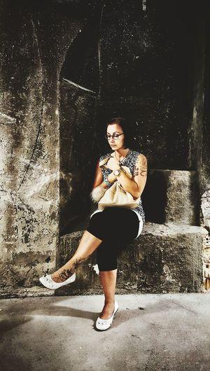 Angst und allein Nicospecial Nicospecial.de Young Women Full Length Standing Beautiful Woman Women Portrait Fashion Model Happiness Pixelated Females Mini Skirt Shoe Mini Dress Skirt Footwear Stockings Canvas Shoe Voluptuous Shoelace Human Leg Stiletto Clown Pair Sandal High Heels Low Section