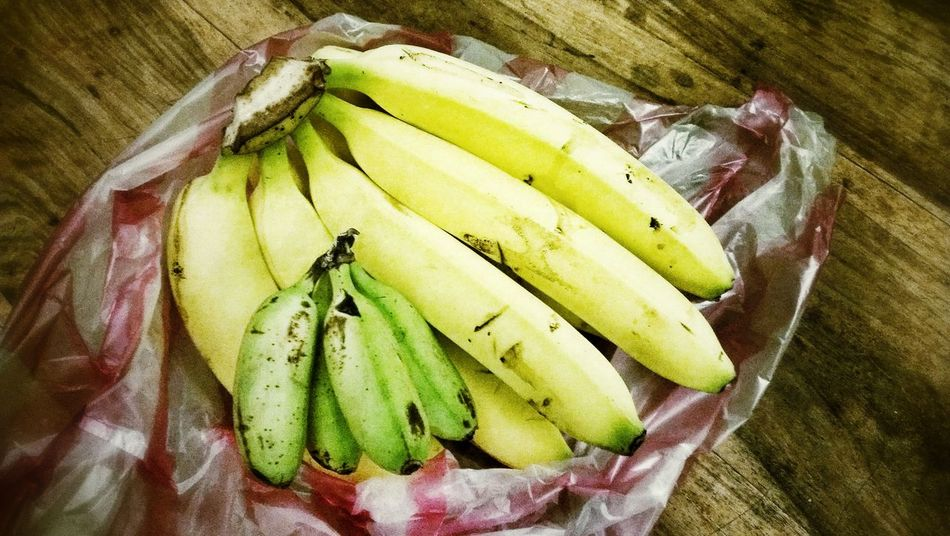 2 of a kind... Foodie Fruit Banana Size Matters