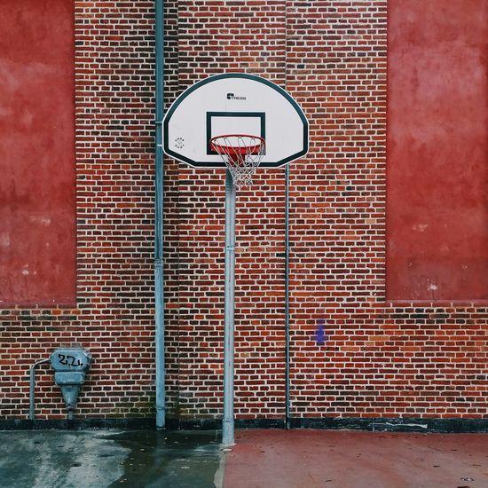 Hoop! Basketball Hoop Denmark Cph Copenhagen Kopenhagen Urban Streetphotography Scandinavia Deceptively Simple