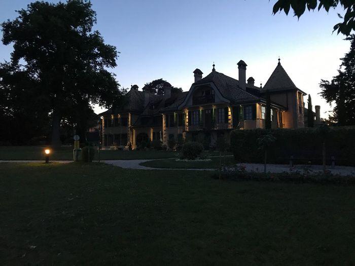 Tannay Vaud Suisse Romande Château il est vraiment superbe❤️😉 @phaffner 2017