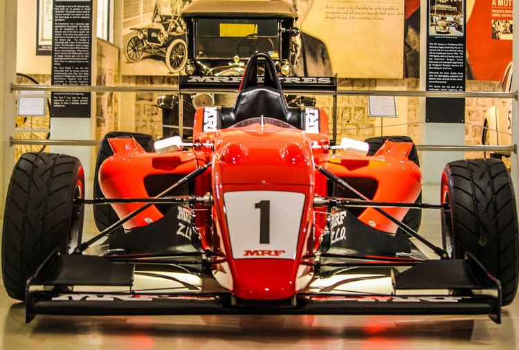Beast arrested in museum Geedee Museum F1 Car Coimbatorediaries Love ♥ Happiness♥ Coimbatore India. Photographers_of_india My Photography Happy Red Indoors  No People Headwear Day