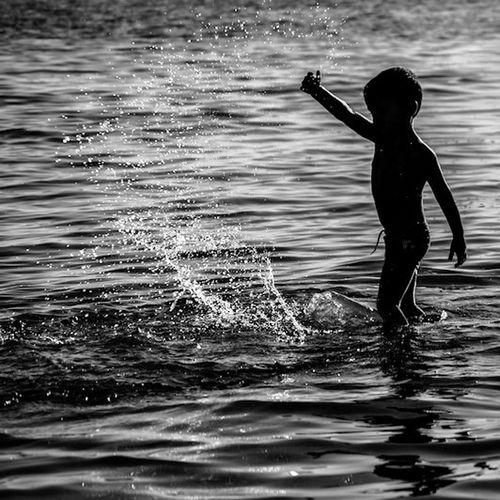 Siluetas... EyeEm Best Shots - Black + White EyeEm Best Shots Beachphotography Shootermag