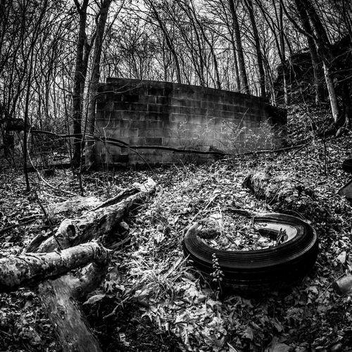 Blackandwhite Abandoned AMPt_community Photoyourworld