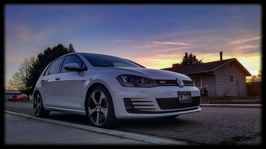 Mk7gti Race Car Enjoying Life Colors S6edge+ Dasauto Vwlife Vdubs Thisisboise Hanging Out Interesting Photographers Randomshot Peaceful View Beautiful Sky And Clouds Cellphone Photography Carlife Anotherdayofmylife:)) Check This Out Cars Taking Photos Capture The Moment Thisiscool Sunset Automotive Photography