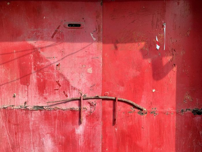 Red Weathered