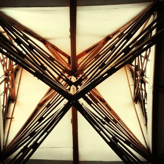 Beautiful Timber Truss Design