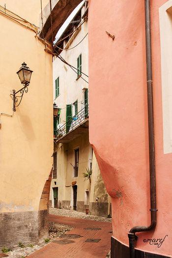 Caruggio (particular small road) of Toirano Road Streetphotography Toirano Liguria Caruggi Carrugio Street