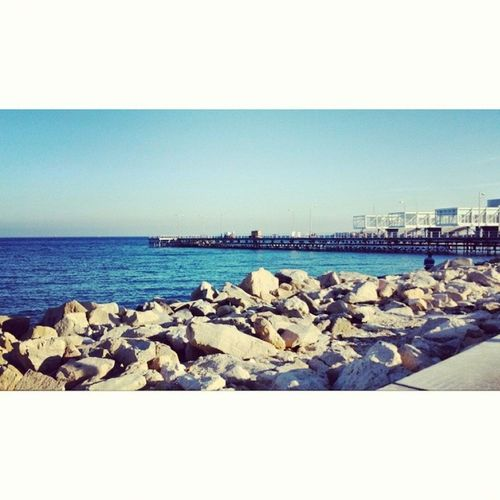 Sea Pictureoftheday Followme Triplookers limassol cyprus molos view homesweethome hometown